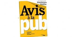 [Livre] Avis à la Pub