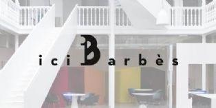 BDDP & Fils et Textuel La Mine deviennent ici Barbès