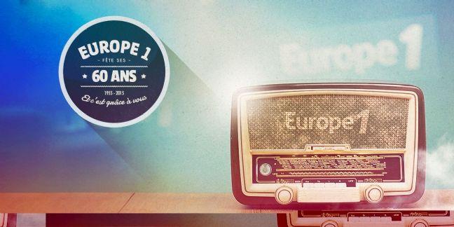 Comment Europe 1 a fêté ses 60 ans sur les réseaux sociaux