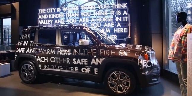 Le flagship de Fiat Chrysler Automobiles change de son