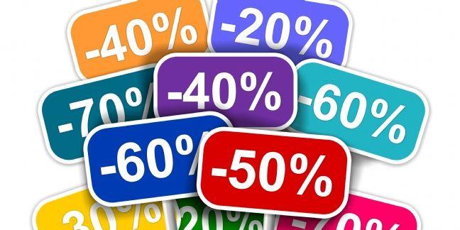 1 français sur deux renonce à un achat si il n'y a pas de réductions