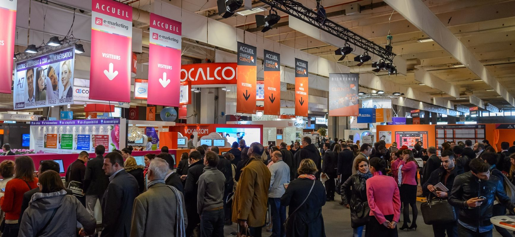 salon e marketing vers le marketing technologique