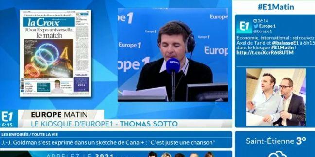 Europe 1 lance son offre vidéo enrichie Europe 1 Plus