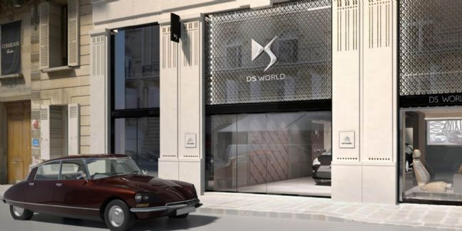 DS World Paris invite Swarovski en résidence
