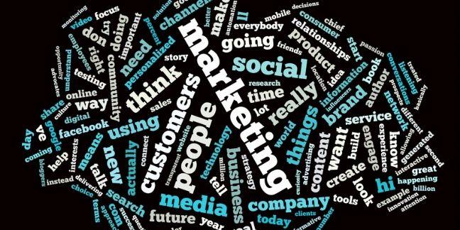 Législation : le 'marketing' bientôt hors la loi