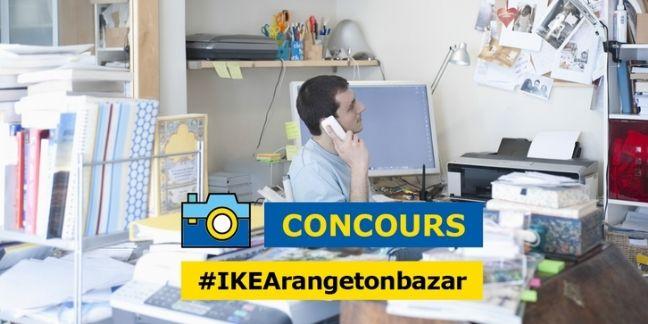 IKEA aide les internautes à ranger
