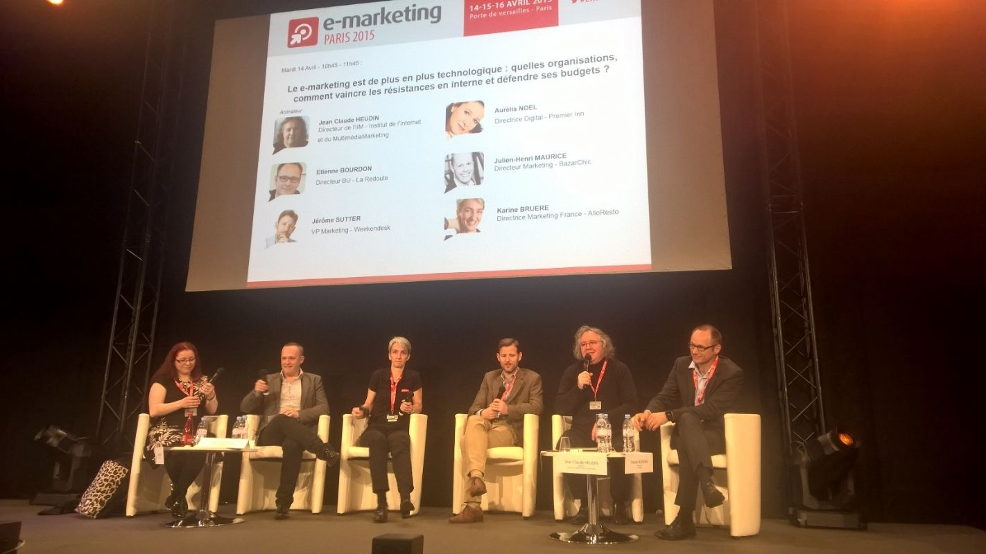 salon e marketing comment insuffler de la data dans la