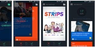 [Appli mobile] Comment Le Monde applique les règles du webmarketing