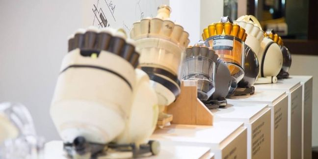 Dyson : 'L'innovation doit répondre à un problème'