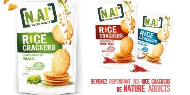 N.A !pour Nature Addicts investit le snacking salé