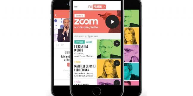Francetv zoom, à l'assaut de la génération smartphone