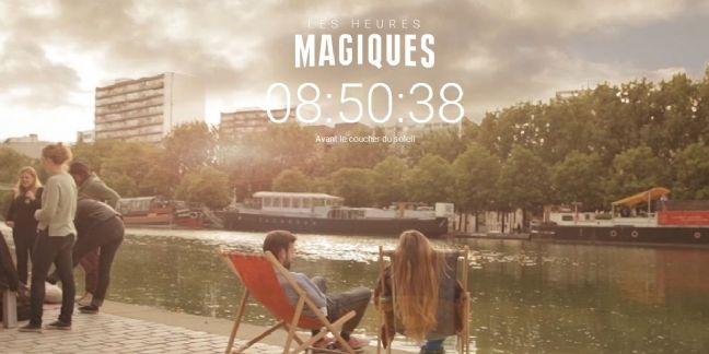 Google France lance 'Les heures magiques' pour redécouvrir Paris au crépuscule