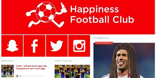 Coca-Cola et Konbini lancent un site dédié au football pour l'Euro 2016