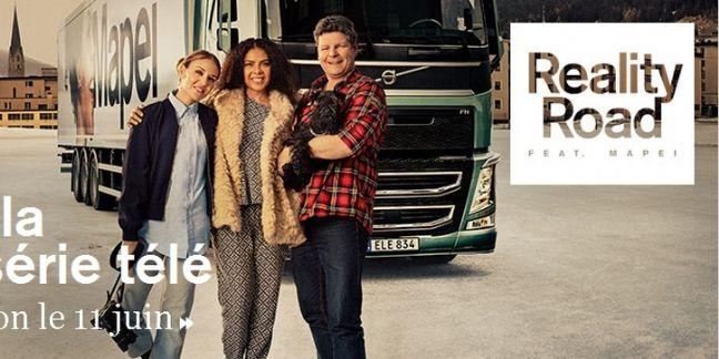 Volvo met une chanteuse dans la peau d'un conducteur de camion dans sa web-série