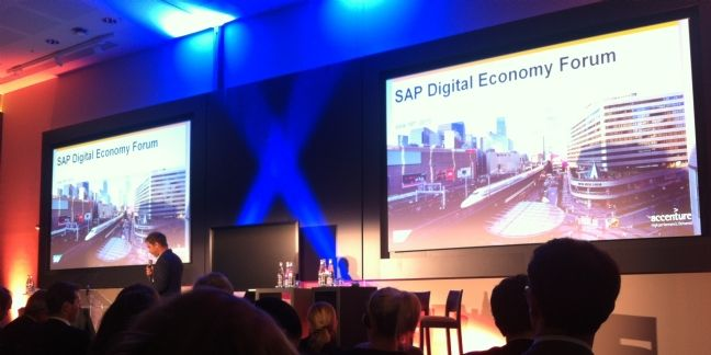 SAP lance son 'Networked Economy Forum' pour analyser les enjeux de la transformation digitale