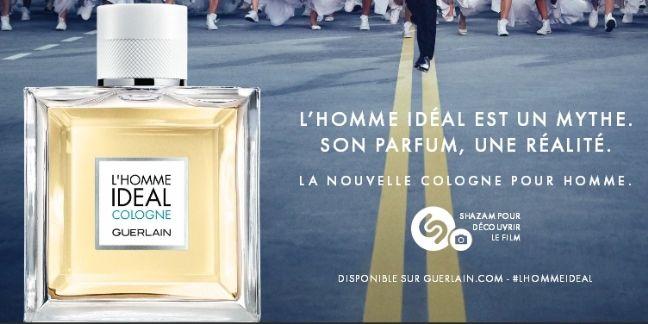 Guerlain première marque de luxe à utiliser la reconnaissance visuelle de Shazam