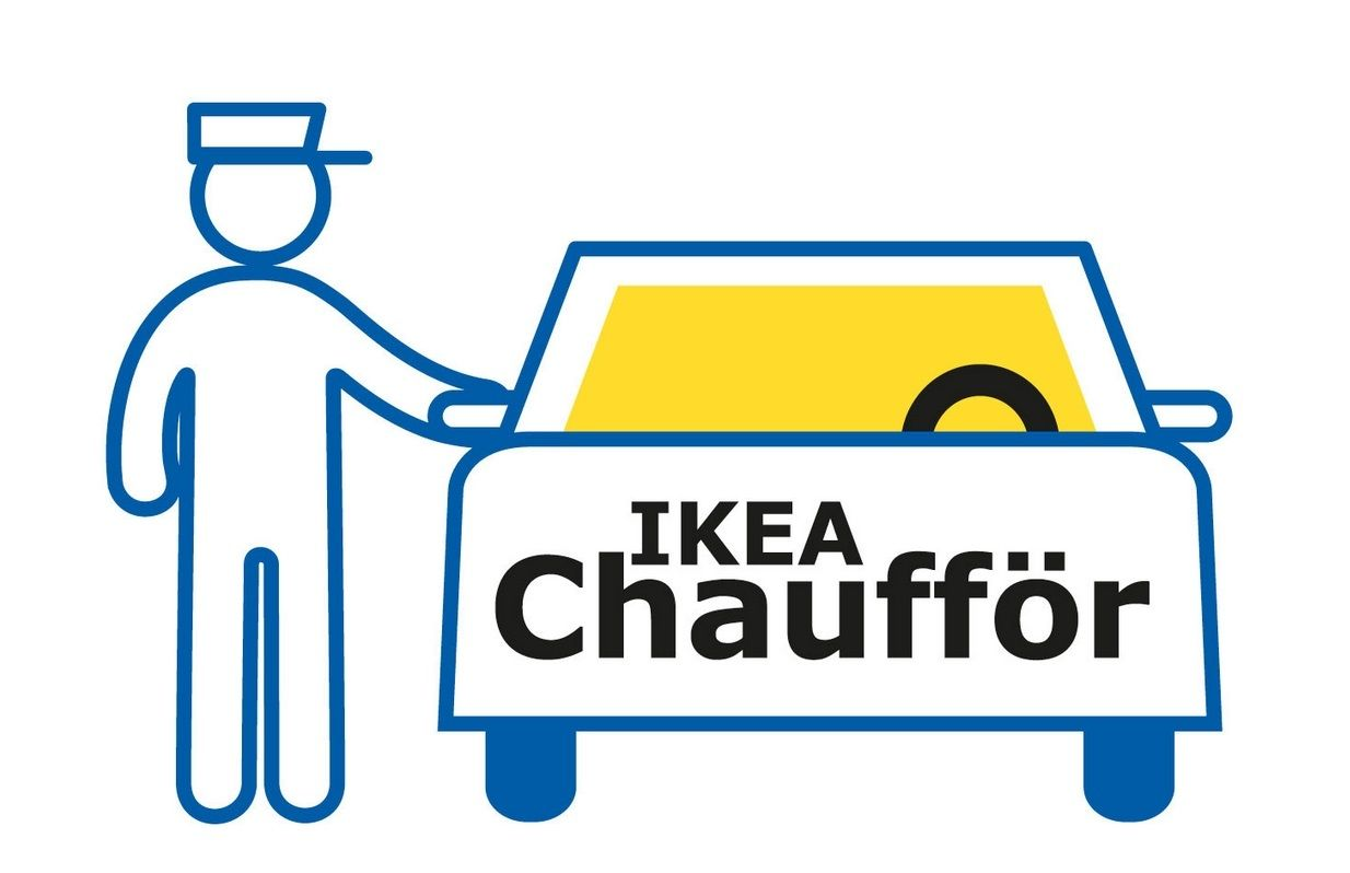 ikea lance aujourd 39 hui son propre service de vtc chauff r. Black Bedroom Furniture Sets. Home Design Ideas