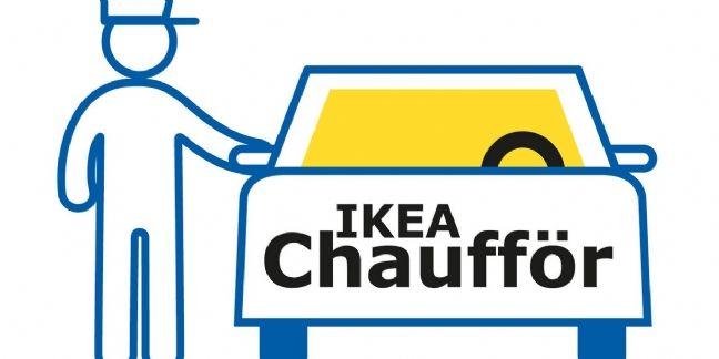 IKEA lance aujourd'hui son propre service de VTC : Chaufför