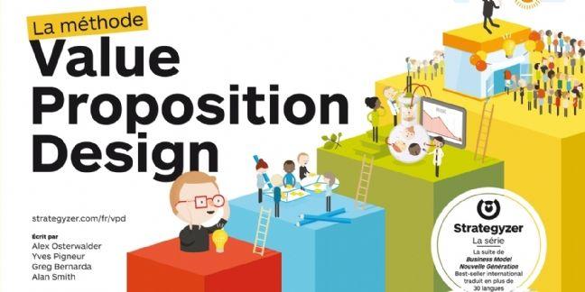 [Livre] 'La méthode Value Proposition Design' ou comment créer de la valeur