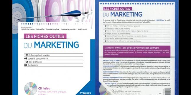 [Livre] Les Fiches outils du marketing
