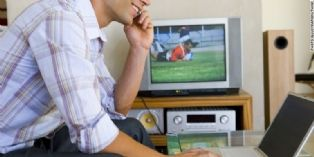 [Baromètre] Le second écran révolutionne la consommation du sport à la TV
