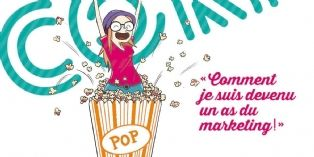 [Livre] Mission Pop Corn: le marketing expliqué aux ados