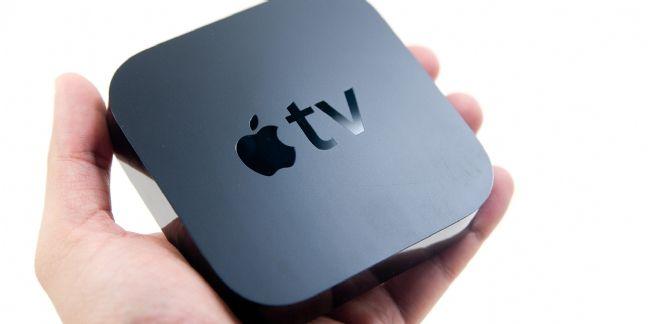 Apple : bientôt l'image?