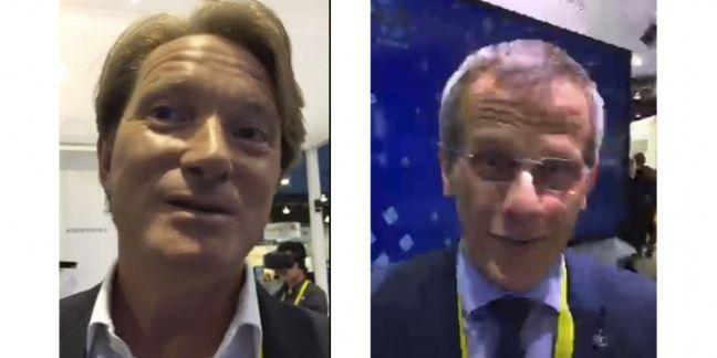 [CES 2016 EXCLU INTERVIEW VIDÉO] Dassault Systèmes révolutionne la cocréation grâce à l'IoT