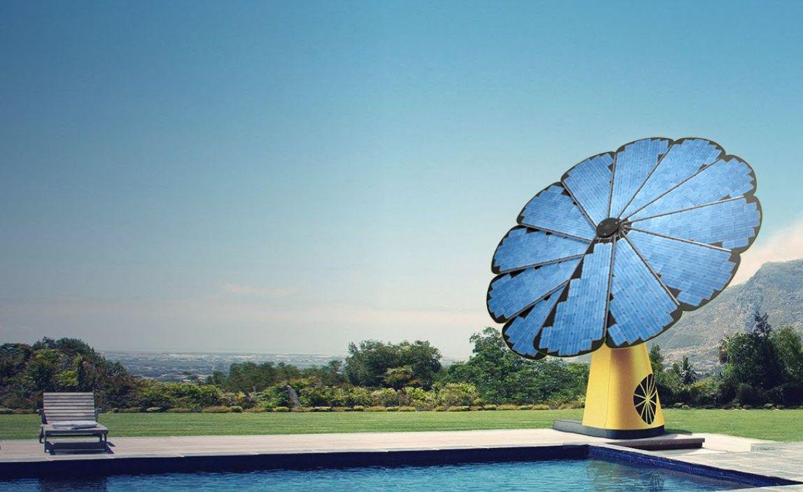 Pour Le Lancement De Sa Fleur Photovoltaique Edf Opte Pour Le