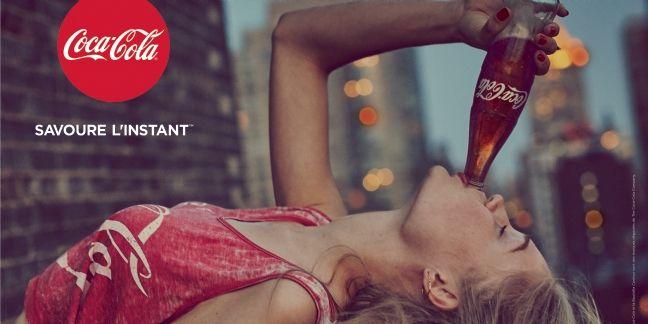 Coca-Cola : nouveau slogan et nouvelle stratégie de 'marque unique'
