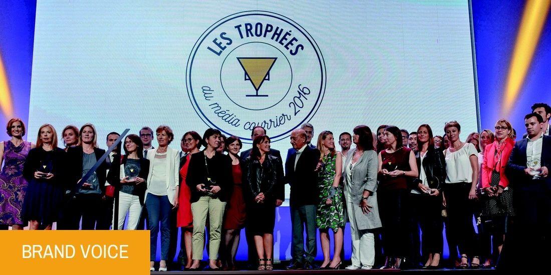 Trophées du Média Courrier 2016 : les meilleures campagnes de marketing direct