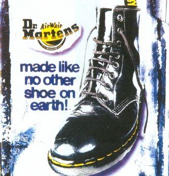 buy good many styles recognized brands Dr. Martens, une quinqua rock qui en a sous le pied !