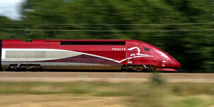 [#MarketingA20ans] Thalys, 20 ans de réussite ferroviaire