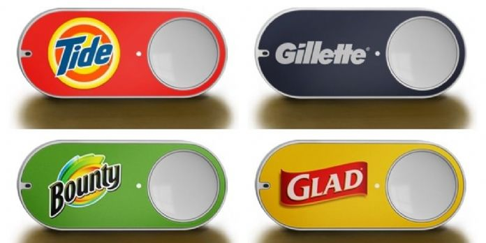 Amazon Dash arrive en France