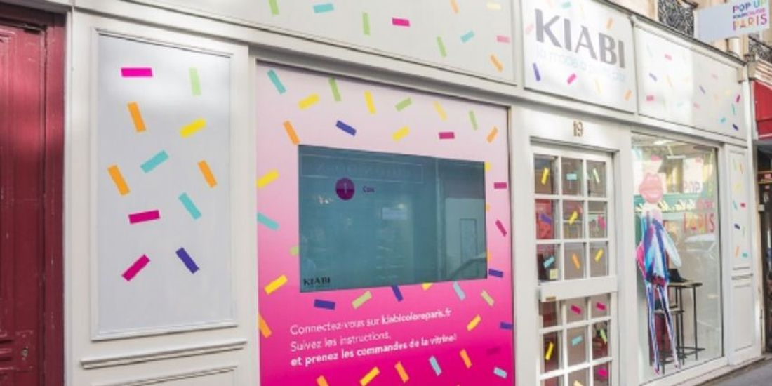 Kiabi ouvre un pop-up store à Paris