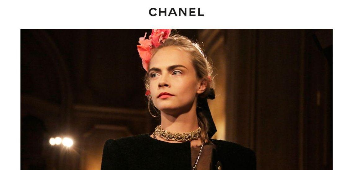 Chanel ouvre un double pop-up store dans le Marais