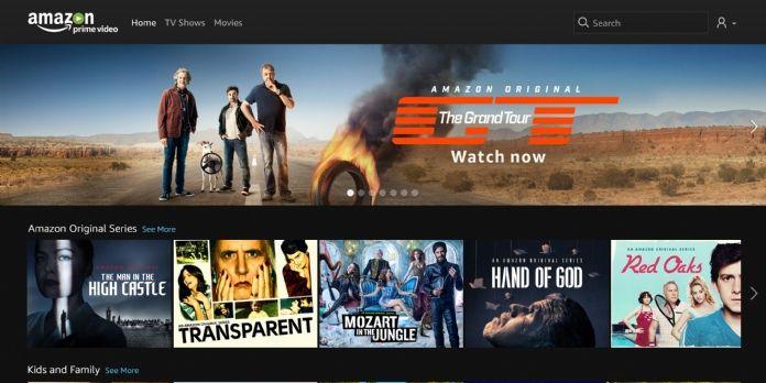 Amazon Prime Video désormais disponible en France