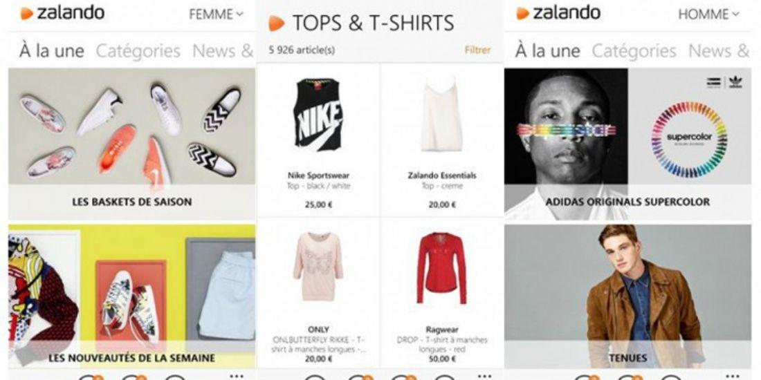 [Étude de cas] Zalando : le parcours client, clé d'un m-commerce efficace