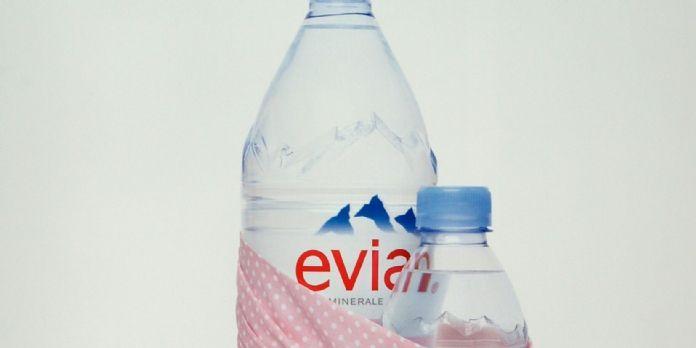 Evian primé aux Palmarès de la pub 2016