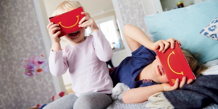 [Étude de cas] McDonald's met la réalité virtuelle en boîte