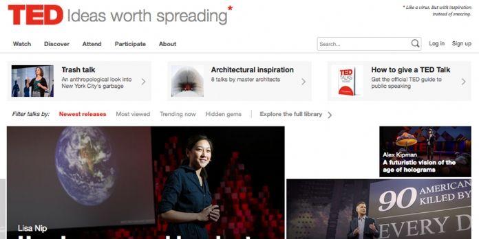 TED/TEDx ou l'art maîtrisé du ' phygital '