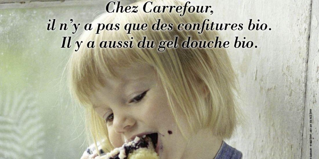 Carrefour persiste et signe dans le bio