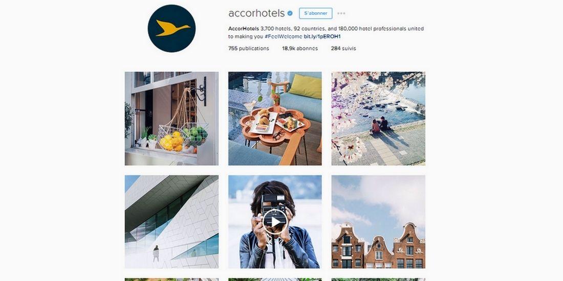 AccorHotels embarque ses hôtels sur les médias sociaux
