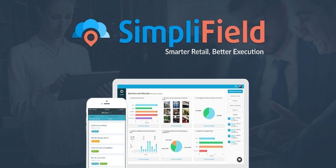Simplifield booste l'efficacité commerciale en point de vente