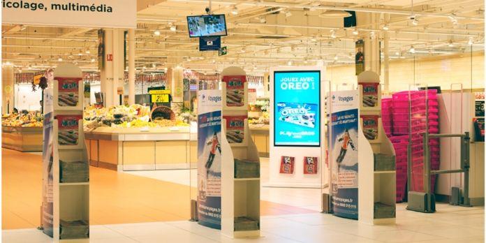 Comment Carrefour veut devenir le business partner des annonceurs