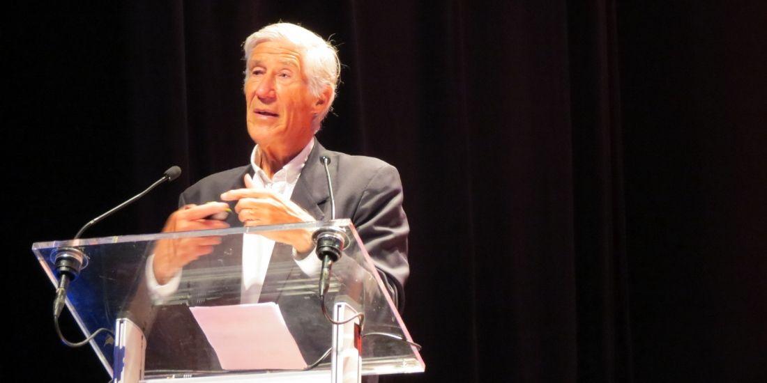 Joël de Rosnay : 'Nous entrons dans la société de recommandation'