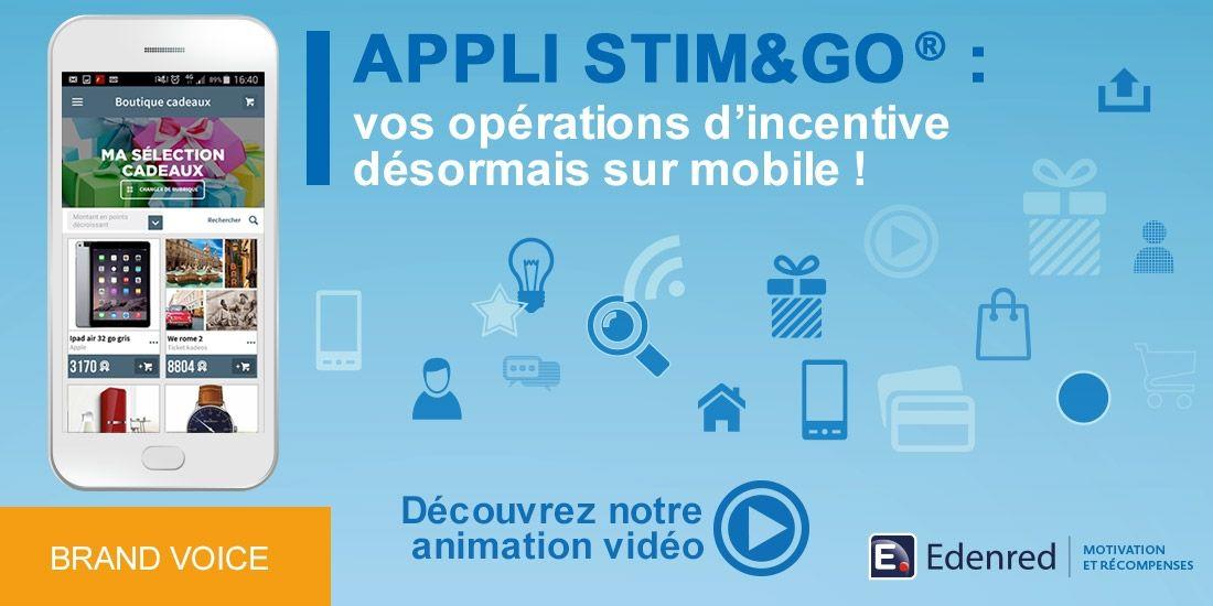Relayez désormais vos opérations d' incentive sur mobile