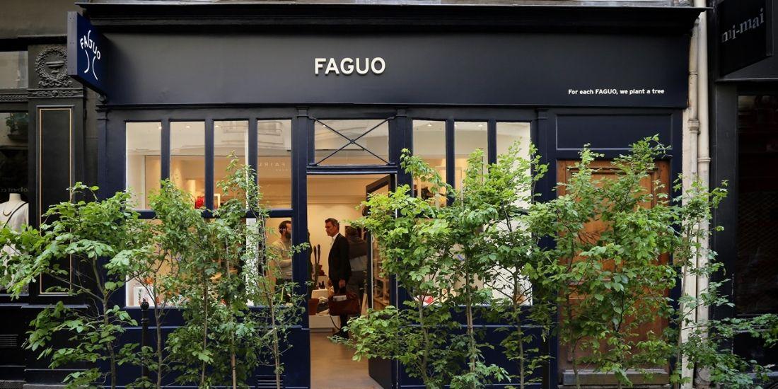 Faguo s'offre une deuxième boutique à Paris