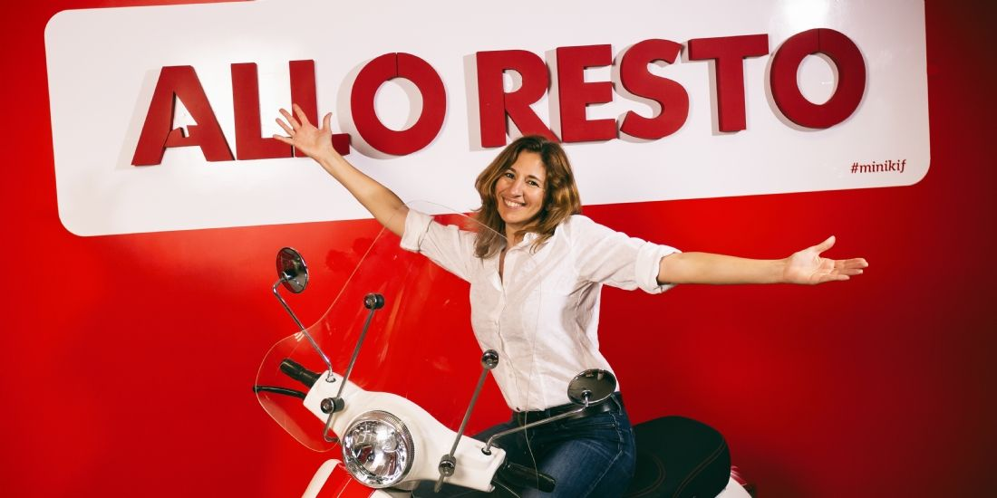 Nathalie Forestier, Chief Happiness Officer chez Allo Resto