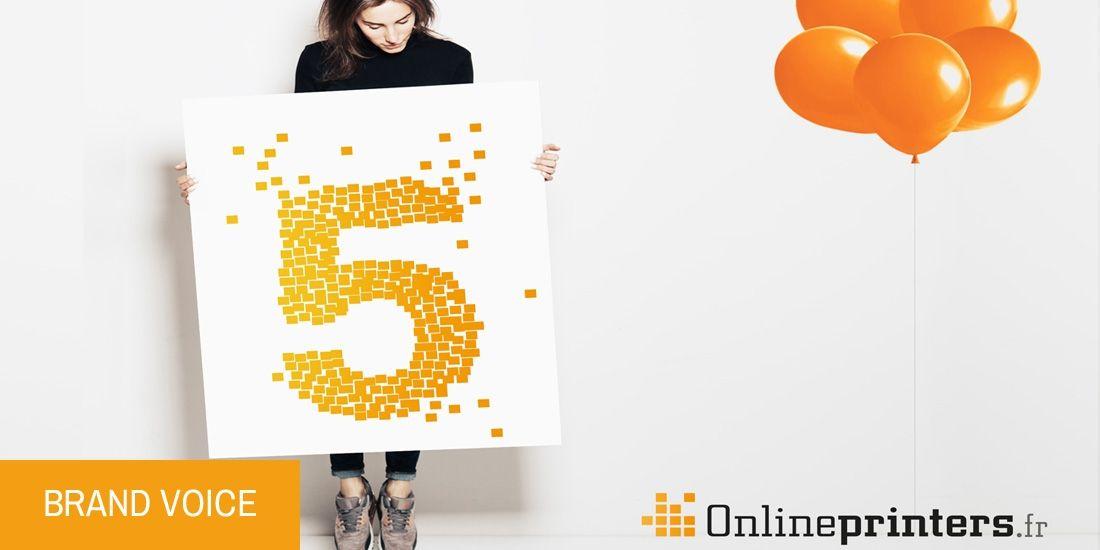 Onlineprinters : quand l'impression rime avec passion et prix bas